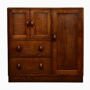 Cupboard from Heal's, 1930s