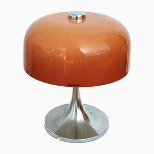 Lámpara de mesa Medusa italiana Mid-Century de Luigi Massoni para Guzzini, años 70