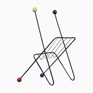 Mid-Century Atomic Style Rack