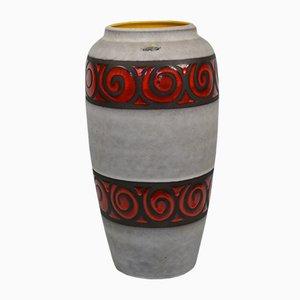 Vase en Céramique de Scheurich, Allemagne de l'Ouest, 1960s