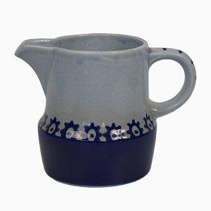 Vintage Krug aus Keramik von Waku Feuerfest, 1960er