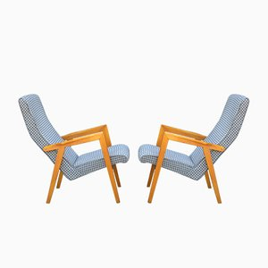 Lounge Chairs by Lygija Marija Stapulionienė, 1960s, Set of 2