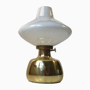 Lámpara de aceite de mesa Petronella danesa de Henning Koppel para Louis Poulsen, años 70