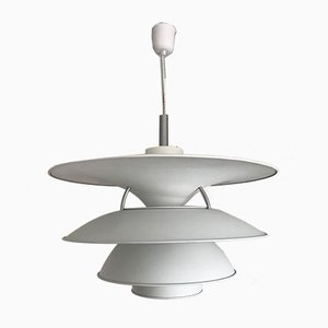 Large PH 6½-6 Charlottenburg Suspension by Poul Henningsen for Louis Poulsen, 1980s