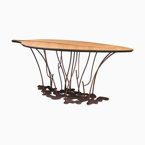 Table Console Leaf Fenice par Marco Segantin pour VGnewtrend