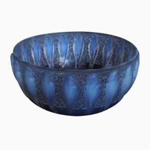 Perruches Bowl by Rene Lalique, 1930s