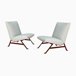 Dutch Lounge Chairs by Koene Oberman, 1950s