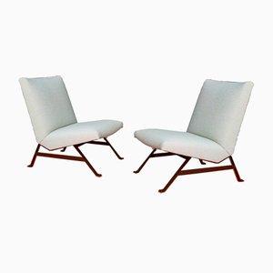Dutch Lounge Chairs by Koene Oberman, 1950s