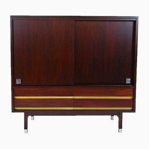 Vintage Bar Cabinet by Alfred Hendrickx, 1960s