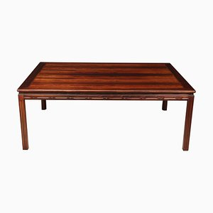 Mid-Century Danish Rosewood Coffee Table, 1960s