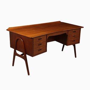 Mid-Century SH 180 Schreibtisch aus Teak von Svend Åge Madsen