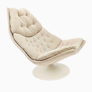 Niederländischer Sessel von Geoffrey Harcourt für Artifort, 1960er