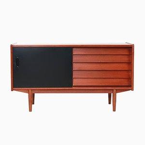 Schwedisches Sideboard aus Teak von Nils Jonsson für Hugo Troeds, 1960er