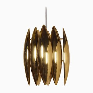 Kastor Hanging Lamp by Jo Hammerborg for Fog & Mørup, 1960s