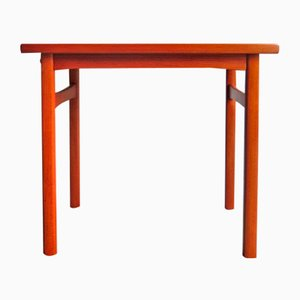 Table d'Appoint en Teck, Danemark, 1960s