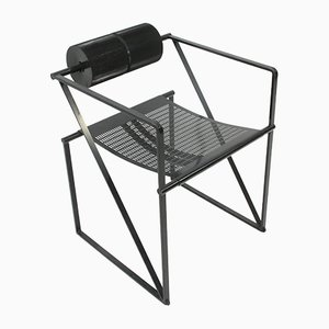 Seconda Chair by Mario Botta for Alias, 1980s, Set of 6