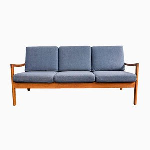 Senator Teak Sofa by Ole Wanscher for Cado, 1960s
