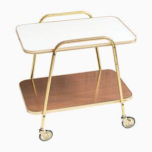 Formica Serving Bar Cart, 1960s