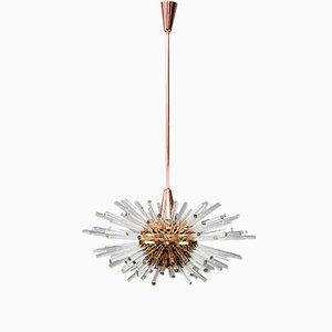 Viennese Sputnik Miracle Chandelier from Bakalowits, 1960s