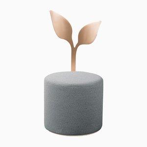 Puf Ivy de Artefatto Design Studio para SECOLO