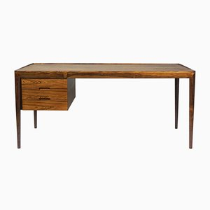 Mid-Century Desk by Severin Hansen for Haslev Møbelsnedkeri