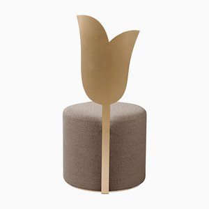 Lily Pouf by Artefatto Design Studio for SECOLO