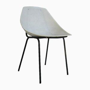Chaise Shell Vintage par Pierre Guariche pour Meurop