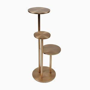 Table d'Appoint Orion par Artefatto Design Studio pour SECOLO