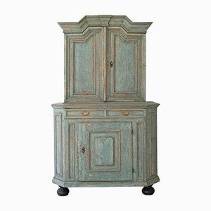 Antique Baroque Cabinet, 1770s