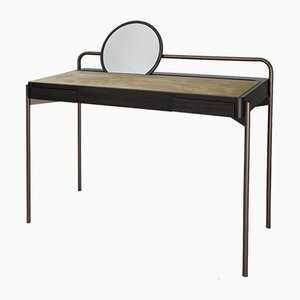 Roll 02 Desk or Dressing Table by Artefatto Design Studio for SECOLO