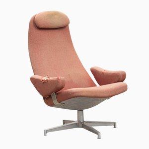 Chaise Pivotante Contourett Roto par Alf Svensson pour DUX, 1960s