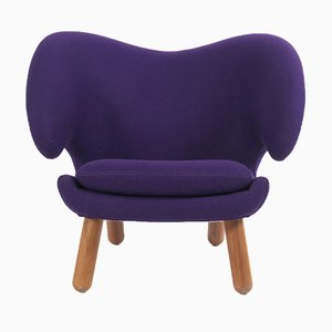 Danish Model Pelican Lounge Chair by Finn Juhl for OneCollection, 2000s