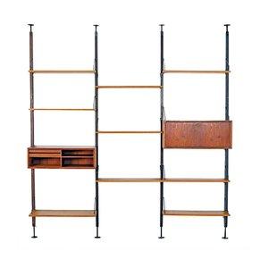 Estantería modular de Poul Cadovius para Cado, años 60
