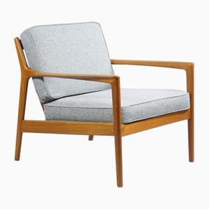 Easy Chair by Folke Ohlsson for Bodafors, 1950s