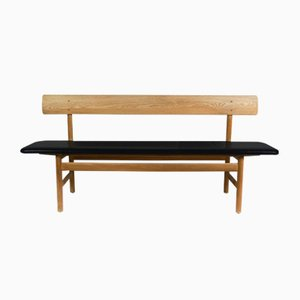 3171 Bench by Børge Mogensen for Fredericia, 1960s