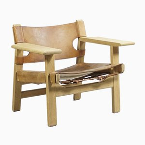 The Spanish Chair von Borge Mogensen, 1950er
