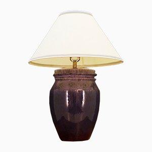 Dänische Vintage Lampe, 1970er