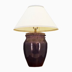 Lámpara danesa vintage, años 70