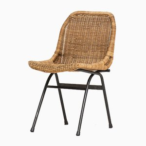 Niederländischer Stuhl von Dirk van Sliedregt für Rohé Noordwolde, 1960er