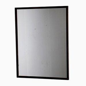 Italienischer Spiegel mit Messingrahmen, 1960er