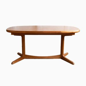 Large Scandinavian Table by Benny Linden, 1970s