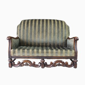 Small Antique Early 20th Century Sofa