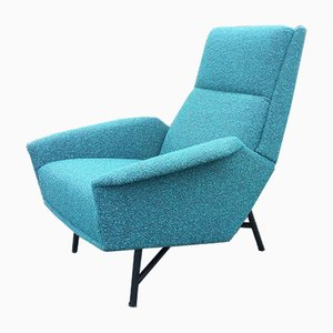 Vintage Lounge Chair by Guy Besnard for Claude Delor