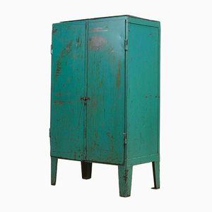 Mueble industrial de hierro, años 60