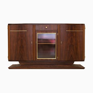French Rosewood Sideboard, 1930s