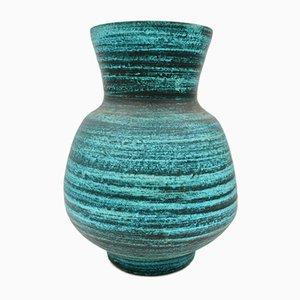 Vase en Céramique d'Accolay, 1960s