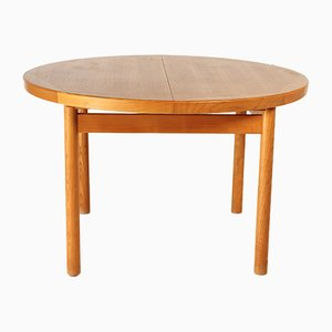 Vintage Dining Table by Charlotte Perriand for Sentou, 1960s
