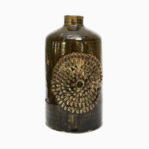 Vintage Keramikvase von Turid Mjelve
