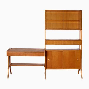 Mid-Century Wall Unit by Frantisek Jirak for Tatra, 1960s