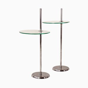 Table d'Appoint Ajustable, Allemagne, 1930s